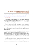 Các phương pháp phân tích hoá học nước biển - Chương 4