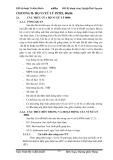 Hệ vi điều khiển - Chương 2