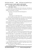 Hệ vi điều khiển - Chương 3