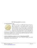 Bài thực hành phân tích vi sinh thực phẩm : Định lượng Staphylococcus aureus