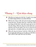 Lý thuyết văn phạm, ngôn ngữ và ôtômát - Chương 3