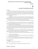 Giáo trình môn xử lý tín hiệu số - Chương 1