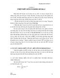 Giáo trình môn xử lý tín hiệu số - Chương 6