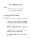 NGHIÊN CỨU MẠNG NGN CỦA VNPT VÀ CÁC DỊCH VỤ TRONG NGN chương 4