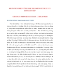 """ĐỒ ÁN TỐT NGHIỆP CÔNG NGHỆ PHẦN MỀM """"KĨ THUẬT LƯU LƯỢNG IP/WDM"""" CHƯƠNG 4_1"""