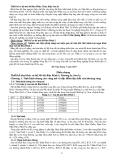 Thiết kế sơ bộ mỏ đá Bản Pênh, Thủy điện Sơn La