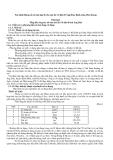 Xác định thông số nổ mìn hợp lý cho mỏ đá vôi khu B Áng Dâu, Kinh môn, Hải dương
