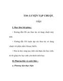Giáo án tin học 6_ tiết 10