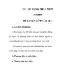Giáo án tin học 6_ tiết 13