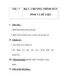 Giáo án tin học 8_tiết 7