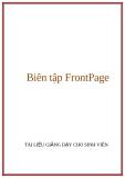 Biên tập FrontPage