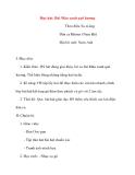 Giáo án lớp 5 môn Âm Nhạc: Học hát: Bài Màu xanh quê hương