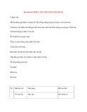 Giáo án lớp 4 môn Âm Nhạc: Học hát bài THIẾU NHI THẾ GIỚI LIÊN HOAN