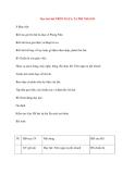 Giáo án lớp 4 môn Âm Nhạc: Học hát bài TRÊN NGỰA TA PHI NHANH