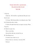 Giáo án lớp 5 môn Âm Nhạc: Ôn tập 2 bài hát: Reo vang bình minh, Hãy giữ cho em bầu trời xanh