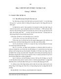 Giáo trình CN nuôi cấy mô tế bào thực vật - Phần 2 chương 1