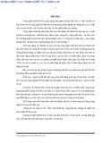 Giáo trình CN nuôi cấy mô tế bào thực vật - Chương 1