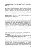 Giáo trình CƠ SƠ VÀ PHƯƠNG PHÁP SINH HỌC PHÂN TỬ - Chương 4