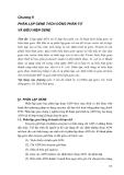 Giáo trình CƠ SƠ VÀ PHƯƠNG PHÁP SINH HỌC PHÂN TỬ - Chương 9