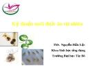Chương 3: Sinh học và kỹ thuật nuôi luân trùng