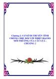 Chương 2: CƠ SỞ DI TRUYỀN TÍNH CHỐNG CHỊU ĐỐI VỚI THIỆT HẠI DO MÔI TRƯỜNG CỦA CÂY LÚA - CHƯƠNG 2