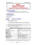 Thí nghiệm vi xử lý - Bài 4