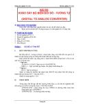 Thí nghiệm vi xử lý - Bài 5