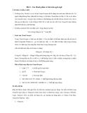 Visual Foxpro - Bài 3