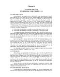 CƠ SỞ DI TRUYỀN TÍNH CHỐNG CHỊU ĐỐI VỚI THIỆT HẠI DO MÔI TRƯỜNG CỦA CÂY LÚA - CHƯƠNG 6