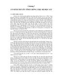 CƠ SỞ DI TRUYỀN TÍNH CHỐNG CHỊU ĐỐI VỚI THIỆT HẠI DO MÔI TRƯỜNG CỦA CÂY LÚA - CHƯƠNG 7