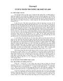 CƠ SỞ DI TRUYỀN TÍNH CHỐNG CHỊU ĐỐI VỚI THIỆT HẠI DO MÔI TRƯỜNG CỦA CÂY LÚA - CHƯƠNG 8