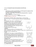 Vẽ kỹ thuât 2 (Autocad) - Chương 4