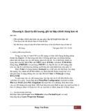 Vẽ kỹ thuât 2 (Autocad) - Chương 6