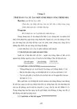 Kết cấu nội thất công trình - Phần 4 Kết cấu bê tông cốt thép - Chương 11