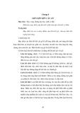 Kết cấu nội thất công trình - Phần 2 Kết cấu gỗ - Chương 4