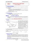 Thí nghiệm điện tử tương tự - Bài 3