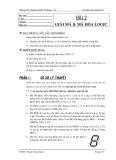 Thí nghiệm điện tử xung số - Bài 2