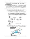 Thí nghiệm thông tin dữ liệu và mạng máy tính - Bài 3