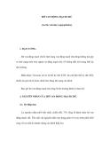 TÌNH TRẠNG HỞ VAN ĐỘNG MẠCH CHỦ (Aortic valvular regurgitation)