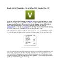 Đánh giá GoTiengViet - bộ gõ tiếng Việt tốt cho Mac OS