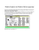 Windows Explorer của Windows 8 lột xác ngoạn mục
