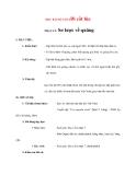 Giáo án lớp 7 môn Âm Nhạc: HỌC BÀI HÁT: BÀI Đi cắt lúa