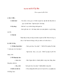 Giáo án lớp 7 môn Âm Nhạc: Học hát: Bài Lí Cây Đa