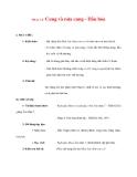 Giáo án lớp 7 môn Âm Nhạc: NHẠC LÍ:Cung và nửa cung - Dấu hóa