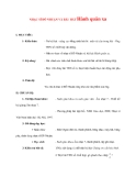 Giáo án lớp 7 môn Âm Nhạc: NHẠC SĨ ĐỖ NHUẬN