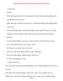 Giáo án lớp 7 môn Hình Học: TIÊN ĐỀ ƠCLIT VỀ ĐƯỜNG THẲNG SONG SONG