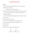Giáo án lớp 7 môn Hình Học: TRƯỜNG HỢP BẰNG NHAU THỨ HAI CỦA TAM GIÁC CẠNH-GÓC-CẠNH (c-g-c)