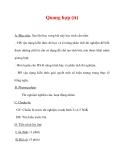 Giáo án Sinh học lớp 6 : Tên bài dạy : Quang hợp (tt)