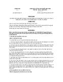 Nghị định số 68/2011/NĐ-CP