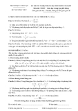 Đề ôn thi đại học môn toán - Đề số 18